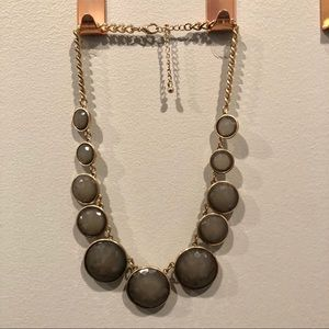 Jewelry - Ash Gray Necklace